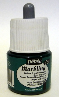 Pebeo Marbling Ink - Emerald Green