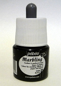 Pebeo Marbling Ink - Black