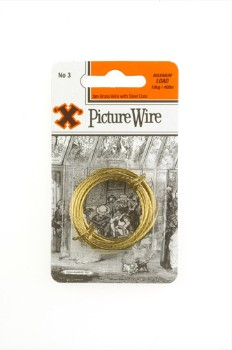 Picture Wire No 3