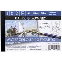 Daler Rowney Watercolour Postcards