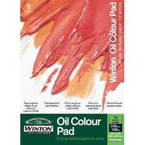 Winsor & Newton Winton Oil Colour Pad A4