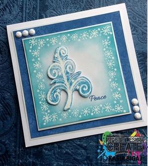 Peace tree blue 1