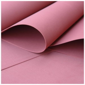 Claret Foamiran - Flower making foam (Large sheet 60 x 70cm)