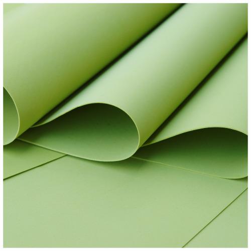 Olive Foamiran - Flower making foam (Large sheet 60 x 70cm)