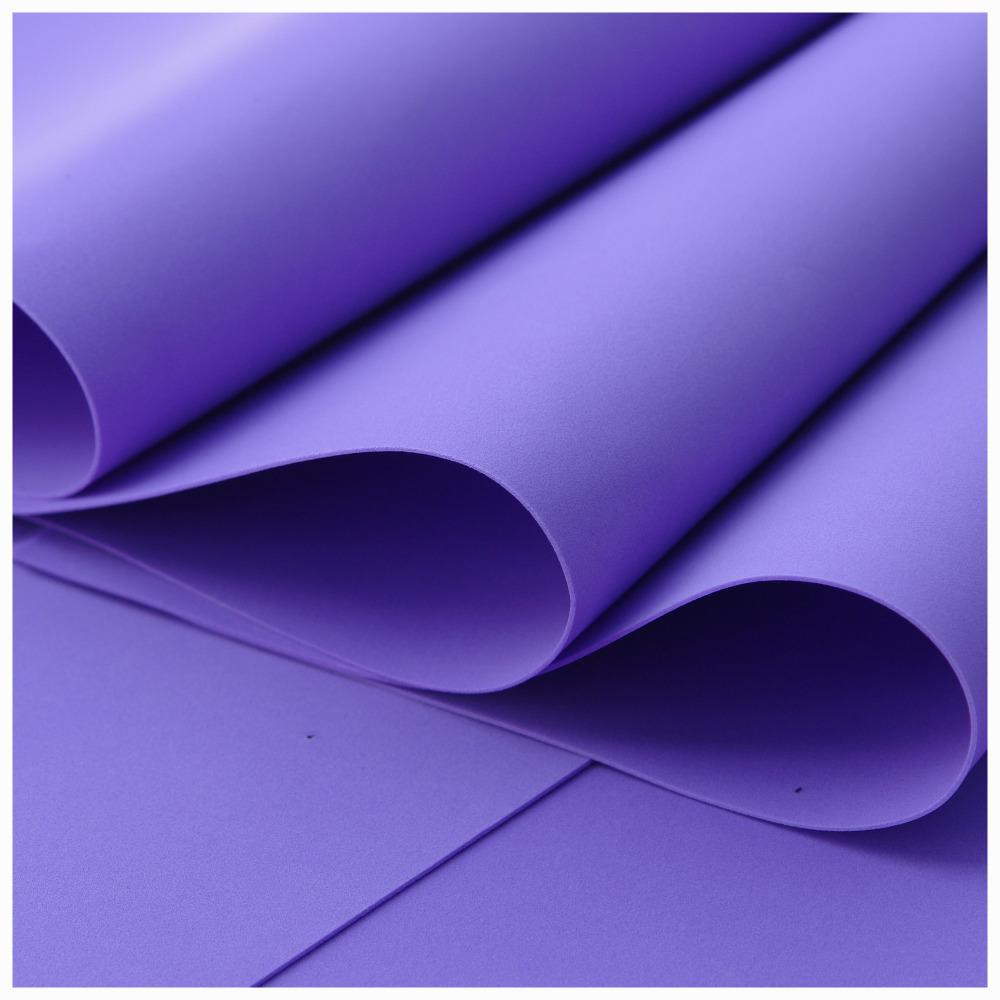 Violet Foamiran - Flower making foam (Large sheet 60 x 70cm)
