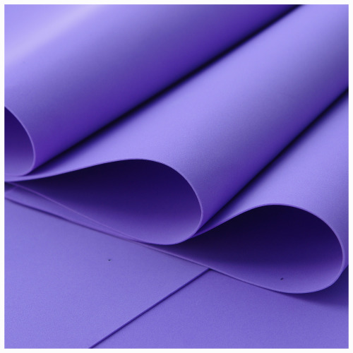 Violet Foamiran - Flower making foam (Large sheet 60 x 70cm)