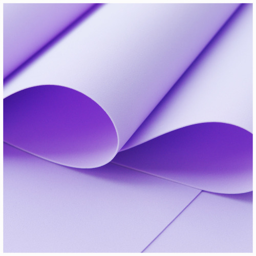 Light Violet Foamiran - Flower making foam (Large sheet 60 x 70cm)