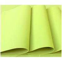 Green Apple Foamiran - Flower making foam (Large sheet 60 x 70cm)