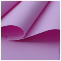 Pink Foamiran - Flower making foam (Large sheet 60 x 70cm)