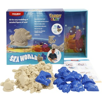 Sandy Clay®, natural, seaworld