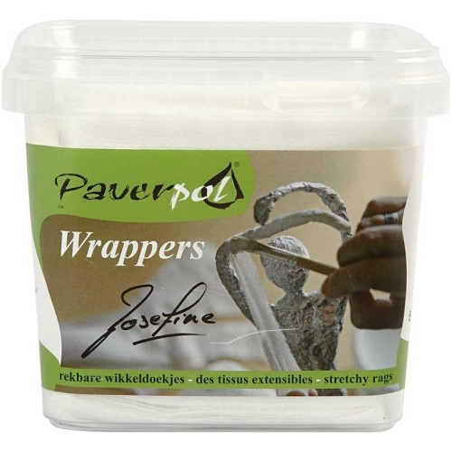 Paverpol Wrappers, 100pcs