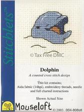 mouseloft stitchlet - Dolphin
