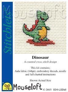 Mouseloft - Dinosaur