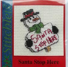 Mouseloft Christmas - Santa Stop Here