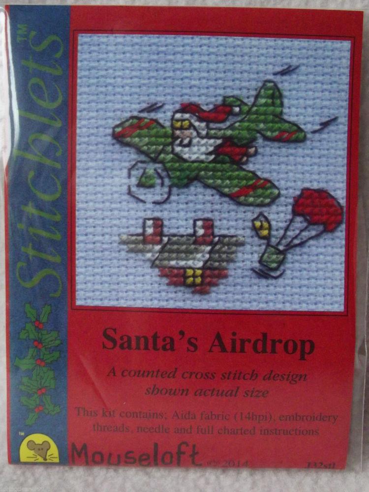 Mouseloft Chritsmas - Santa's Airdrop