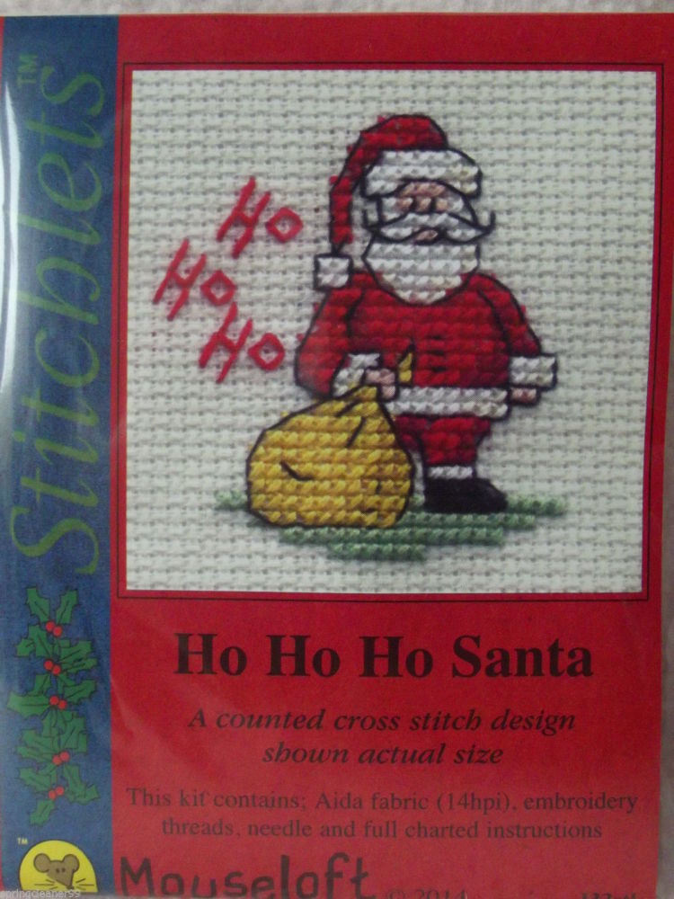 Mouseloft Christmas - Ho Ho Ho Santa