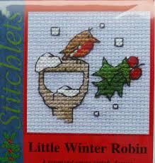 Mouseloft Christmas - Little Winter Robin
