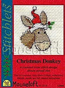 Mouseloft Christmas - Christmas Donkey