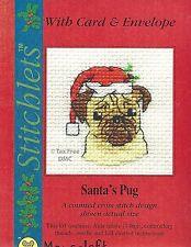 Mouseloft Christmas - Santa's Pug