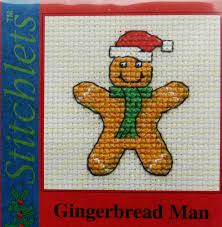 Mouseloft Christmas - Gingerbread Man