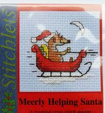 Mouseloft Chrustmas - Meerly Helping Santa
