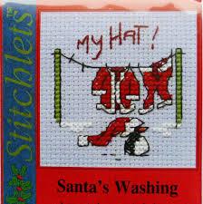 Mouseloft Christmas - Santa's Washing