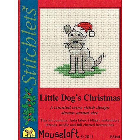 Mouseloft Christmas - Little Dog's Christmas