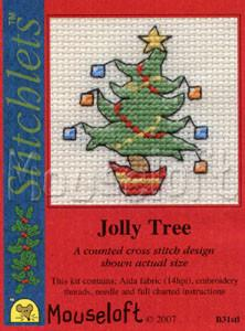 Mouseloft christmas - Jolly Tree