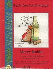 Mouseloft Christmas - Merry Robin