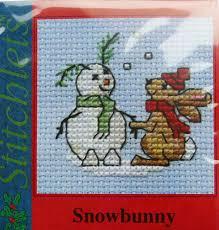 Mouseloft Christmas - Snowbunny