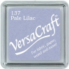 Versacraft Small Fabric Ink Pad for Stamps - Pale Lilac 137