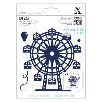 Dies (4pcs) - Ferris Wheel