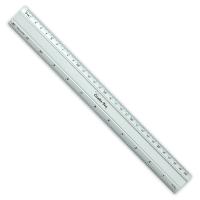 Aluminium Ruler - 30cm