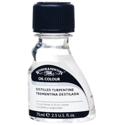Winsor & Newton - English Distilled Turpentine 75ml