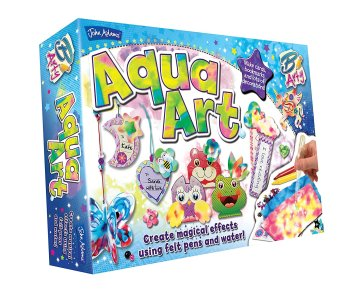 B-arty Aqua art fun to do kit