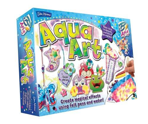 B-arty Aqua art fun to do kit
