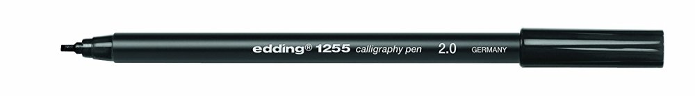 Edding 1255 Black 2.0mm Calligraphy pen