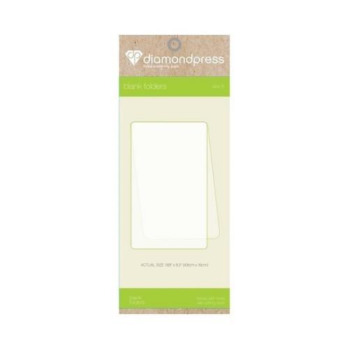 Crafter's Companion Diamond Press - Blank Folder refill size B