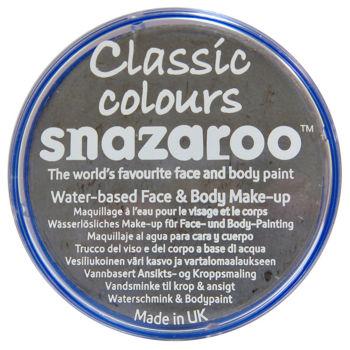 Snazaroo classic face paint - Dark Grey