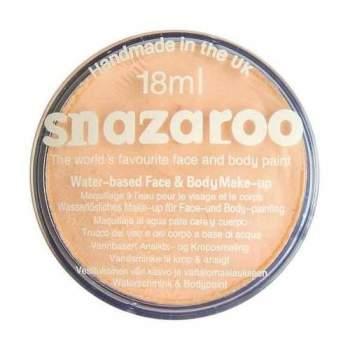 Snazaroo classic face paint - Peach