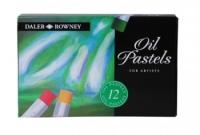 Daler-Rowney Oil Pastels