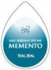 Teal Zeal Memento Dew Drop Ink Pad