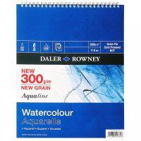 Daler Rowney Aquafine Spiral Pad 16