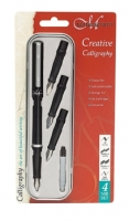 Manuscript Creative Calligraphy Pen Set (4 nib set)