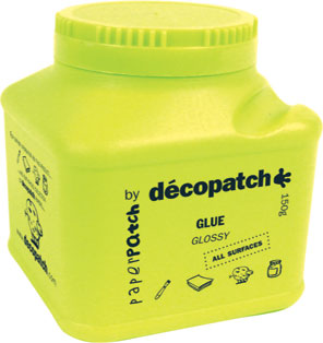 Decopatch Paperpatch Glue / Varnish 180g