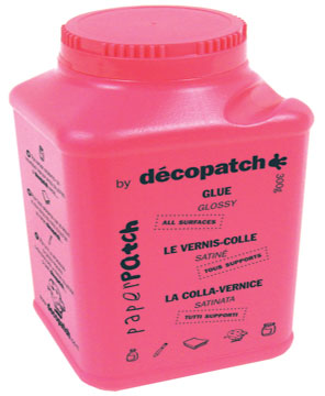Decopatch Paperpatch Glue / Varnish 300g