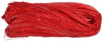 Raffia - Red