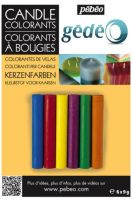 Candle Colour - Gedeo