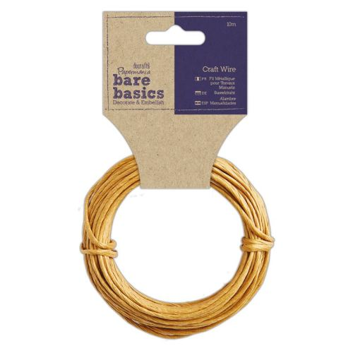 Papermania Bare Basics - Craft Wire - 10M