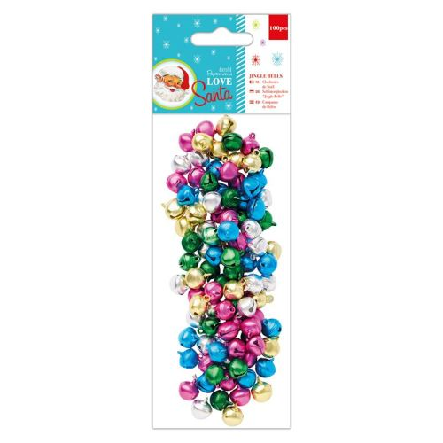 Jingle Bells (100pcs) - Love Santa